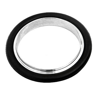 HFS(R) Kf25 (Nw25) Vacuum Fitting Centering Ring With Viton O-Ring