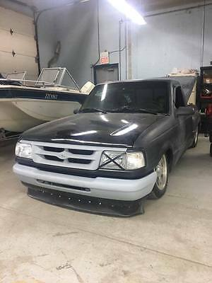 1997 Ford Ranger  1997 Ford Ranger on Airbags