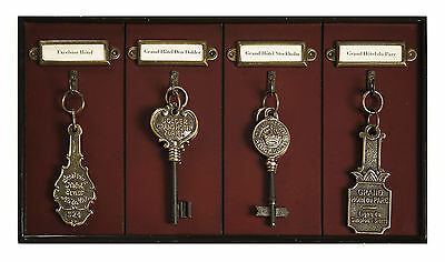 Grand Hotel Key Hook Authentic Models Free Shipping High Quality