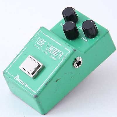 Ibanez TS808 Tube Screamer Pro Overdrive Guitar Effects Pedal P-00658