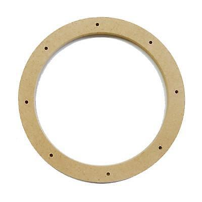 15cm Wooden Hoop with Holes