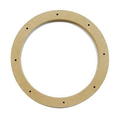 18.5cm Wooden Hoop with Holes