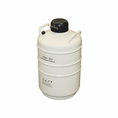 HFS 20 L Cryogenic Container Liquid Nitrogen Ln2 Tank With Protection Cover