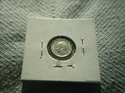 1944 Holland Silver 10 Cents
