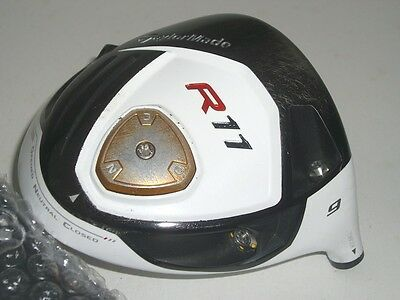 TaylorMade R11 9* Driver Head Only / Wrench / Japan Model