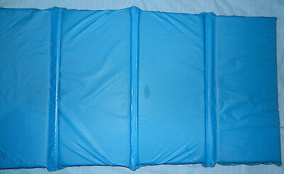 Lot of 2 Pre-Owned KinderMat Sleeping and Exercise Mat  / Free Shipping