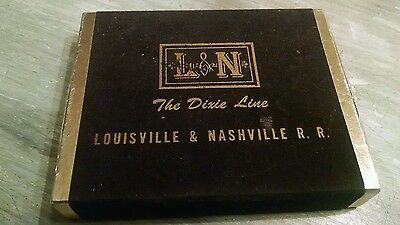 The Dixie Line, Louisville & Nashville Railroad, 2 deck playing card set