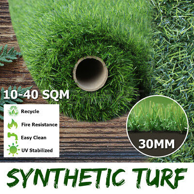 2017 10/20 SQM Artificial Grass Synthetic Turf Plastic Plant Lawn Flooring 20mm
