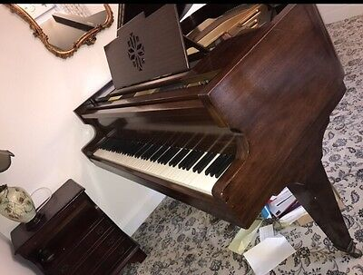 Reisbach Baby Grand Piano