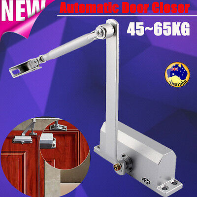 45~65KG Auto Overhead Door Closer Fire Rated Suits Inward & Outward Adjustable
