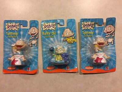 Rugrats TOMMY & BABY DIL Collectibles, Mattel 2000