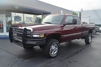 2002 Dodge Ram 3500 SLT LARAMIE 2002 Dodge Ram 3500 SRW 5.9 Cummins Turbo Diesel 5 Speed 4x4 clean CarFax truck