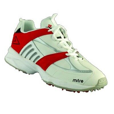 MITRE ZONE SKW23 FULL RUBBER JUNIOR CRICKET SHOES rrp £39.99 BNIB