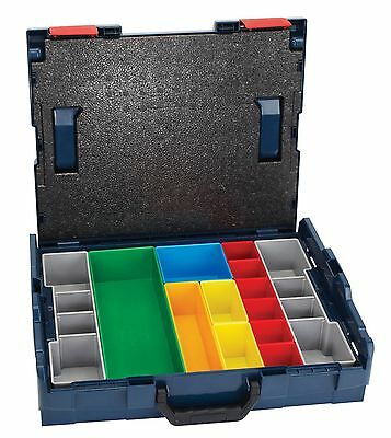 Bosch LBOXX-1A Carrying Case with Insert Set 13 Piece