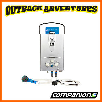 Companion Aquacube Rv Digital Water Heater - Camp Shower Heater