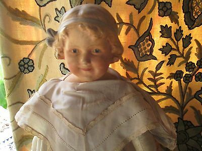 Antique Bisque Head & Fore-Arms/Princess Juliana/Gremany