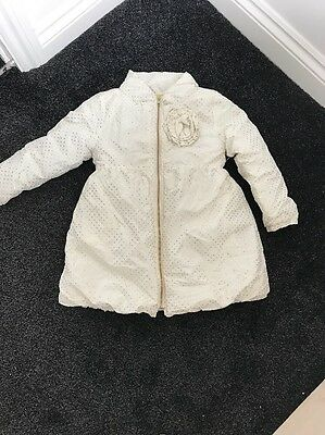 Girls Coat Age 6 Years