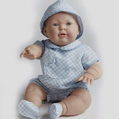 "Berenguer 18"" Real Boy Doll *LUCAS* All Vinyl. **MADE IN SPAIN**"