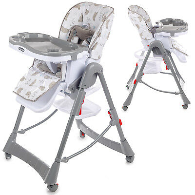 High Chair FEEDING CHAIR Foldable Adjustable with express lock KP0014