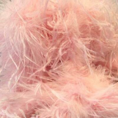 New Pink Ostrich Boa - Wholesale Feathers & Craft Supplies