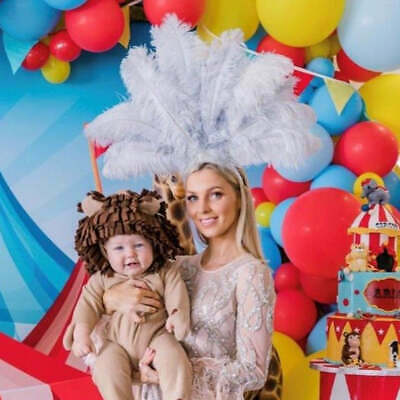 New Carnival Showgirl Headdress - Wholesale Feathers & Craft Supplies