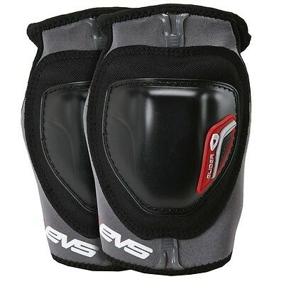 EVS Protective Gear Adult Motocross Mx Off Road Glider Elbow Guards
