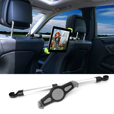 """Universal Aluminum Alloy Car Back Seat Mount Stand Holder For Tablet 7""""-11"""""""