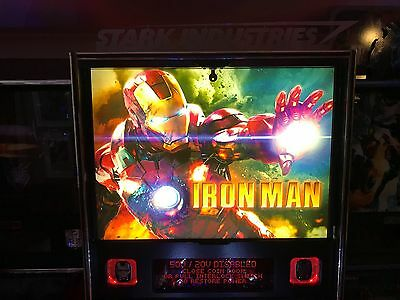 Pinball Machine, Iron Man