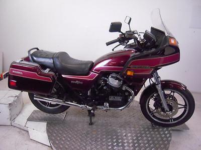 HONDA GL 650 Parts catalogue 1982 1983