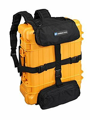 B&W Backpack System for Type 6000 Outdoor Cases