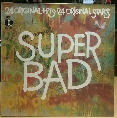 LP Super Bad 24 originals hits