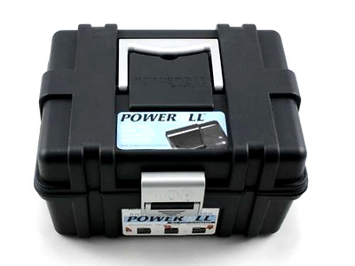 PoweRoll by TOP-O-Matic Electric Cigarette Machine Carrying Case, New
