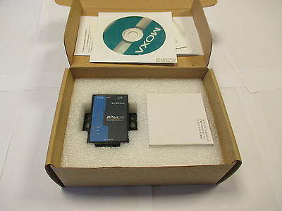 Moxa 5110 - 1 Port Rs-232 Serial Device Servers