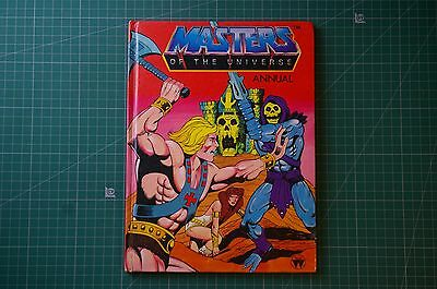 Masters of the Universe Annual 1984 - HB [Annual] VGC+