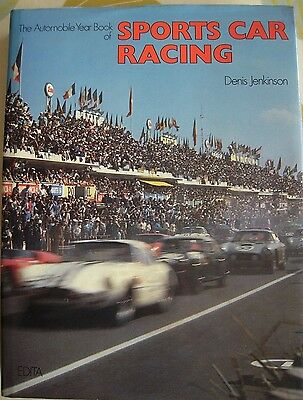 The Automobile Year Book of Sports Car Racing 1953-1972 Denis Jenkinson