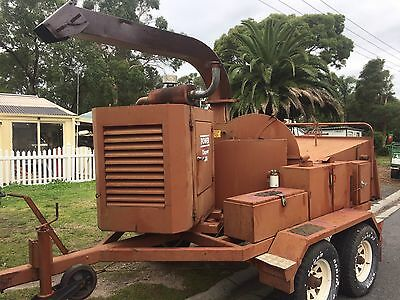 Wood Chipper Used