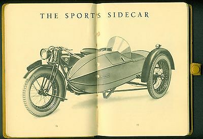 Rudge book of the Road Vintage Motorcycle Book original by Rudge whitworth 1927