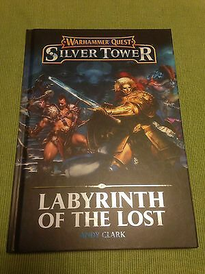 Warhammer Quest Silver Tower Factory Sealed