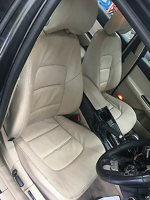 Ford Fg Falcon G6E Turbo Cashmere Complete Leather Interior Seats And Door Trims