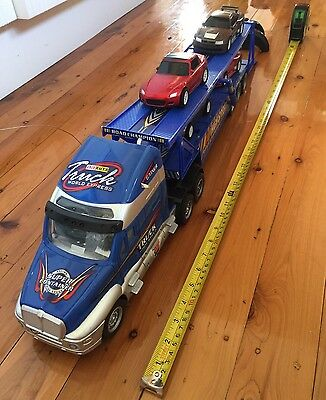 Toy Truck And 4 Cars Remote Control 75cm