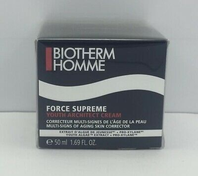 Biotherm Homme Force Supreme Youth Architect Cream 50 Ml.