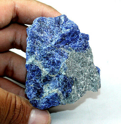 541 Cts AAA TOP QUALITY LARGE BLUE SODALITE RAW ROUGH FROM BRAZIL