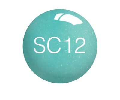 SC12 Collection: SNS Nail Dipping Powder System Gelous Coloured Dip Powder 28g