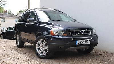 2009 Volvo XC90 2.4 D5 SE Estate Geartronic AWD 5dr