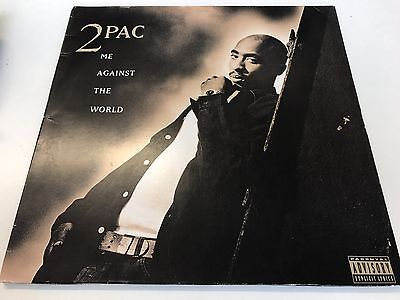 2Pac Me Against The World Original Release 1995 Issue Ex Cond