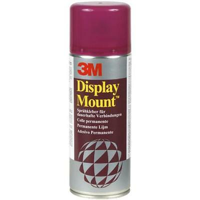 Colla adesiva permanente Spray 3M DISPLAY MOUNT 400 ml (DISPLAYMOUNT)