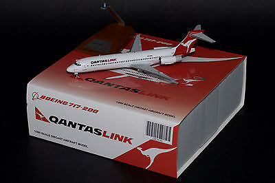 JC Wings 1:200 Qantas Link (Cobham Aviation) Boeing B717-200 VH-NXL (LH2030)