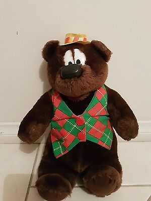Excellent condition Humphrey B Bear stuff toy collectable