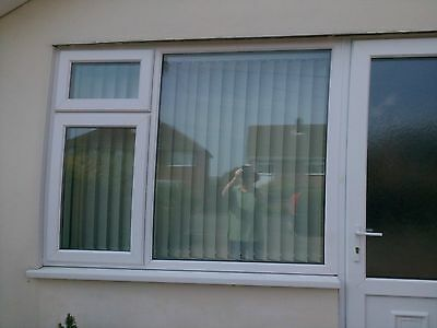 Upvc Double Glazed Window And Sill