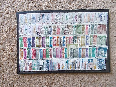 German Stamps Used Lot 4